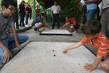 Casa Abierta Juegos Tradicionales en La Hacienda Buena Vista.