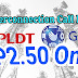 P2.50 Call Per Minute Between Globe and Smart