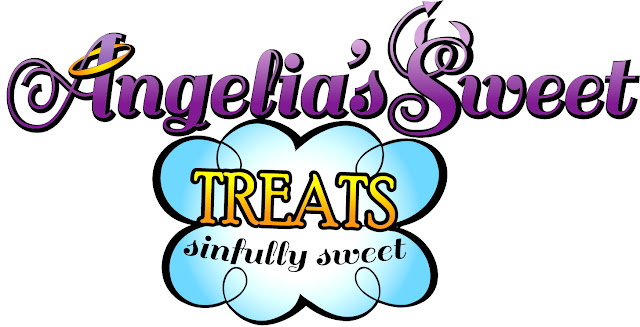 Angelias Sweet Treats Logo Color
