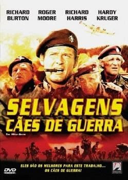 Download – Selvagens Cães de Guerra – DVDRip AVI Dublado