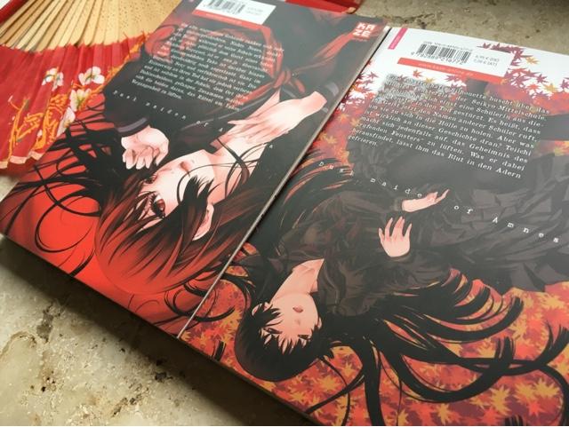 Rezension/Review zum Manga Dust Maiden of Amnesia