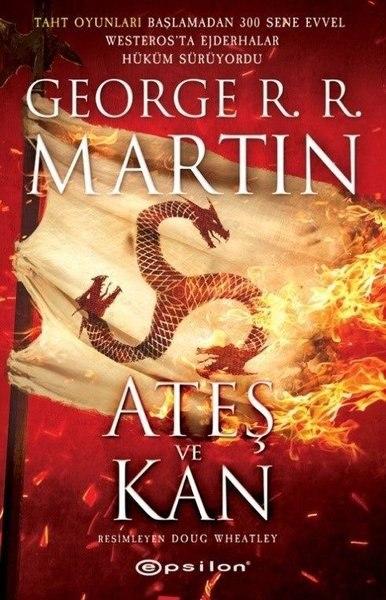 Ateş ve Kan - George R. R. Martin (İngilizce)