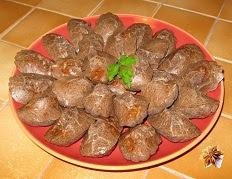 Recette des madeleines au chorizo et à la tapenade