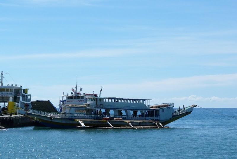 Port pour Bantayan island