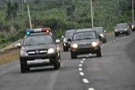 Bandits Attack Governor Ganduje's Convoy