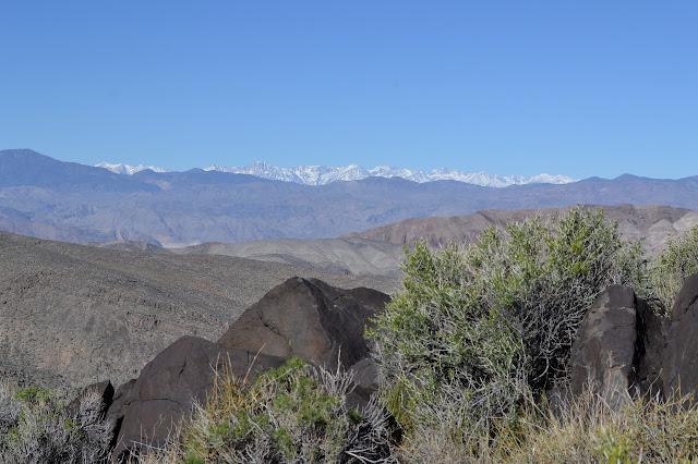 nearby volcanic rocks