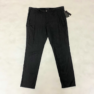 "Theory New Dark Grey ""Connal"" Trousers Sz. 38"