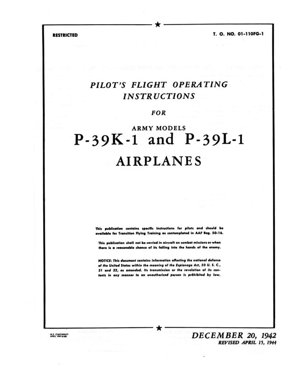 [P-39K_L-Flight-Operating-Instruction%5B2%5D]