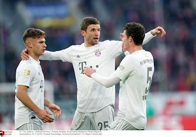 Le Bayern s'essaie au cyber-entraînement collectif pour que ses joueurs s'entrainent en groupe