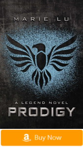 Legend Trilogy - Prodigy