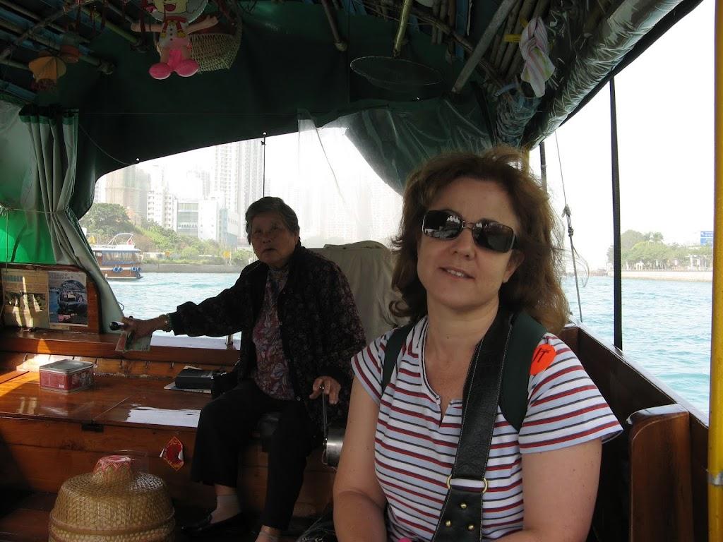 0260Cruise on Victoria Harbour