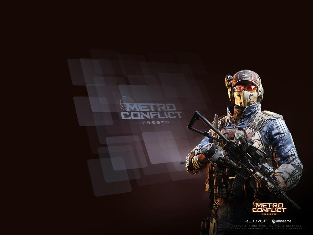 Hình nền đẹp về các nhân vật trong Metro Conflict - Ảnh 3