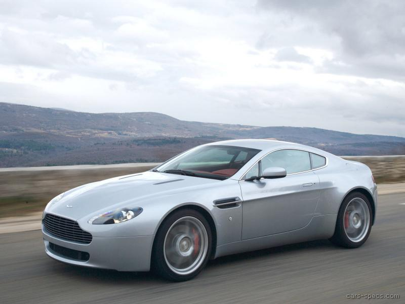 Aston Martin V Vantage Coupe Specifications Pictures Prices - Aston martin 2007