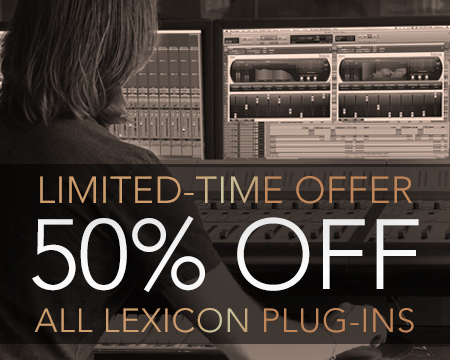 Lexicon Plug in Offer original