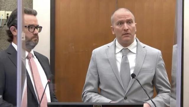 Tribunal en Minnesota condena a 22 años y medio a policía asesinó a George Floyd