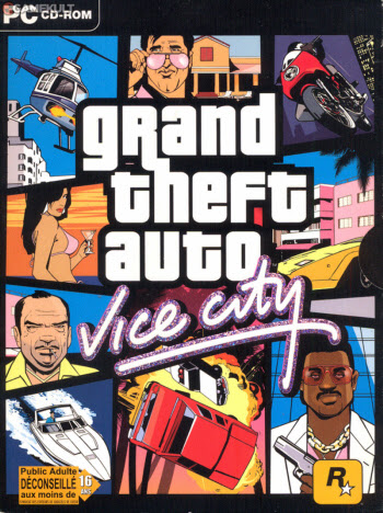 Download Game PC GTA Vice City Full Version Free RIP