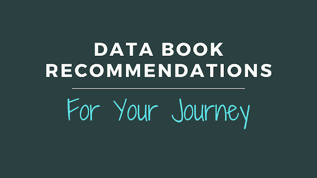 Data Book Recommendations For Your Journey