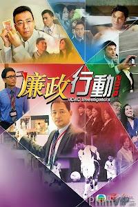 Đội Hành Động Liêm Chính - Icac Investigators poster