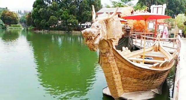 kampung jepang floating market bandung