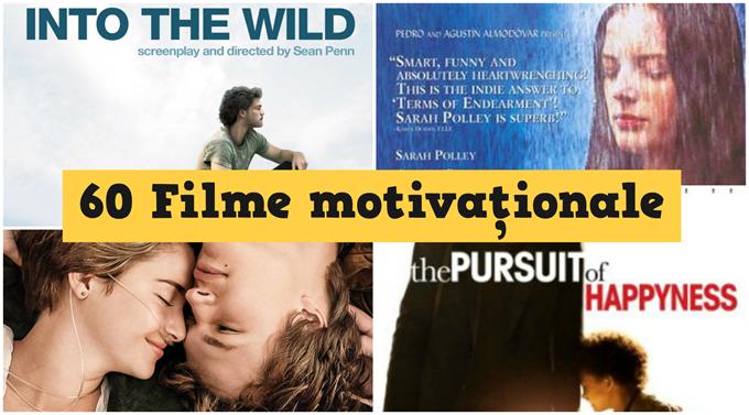 60 Filme Motivaționale (Part.1)