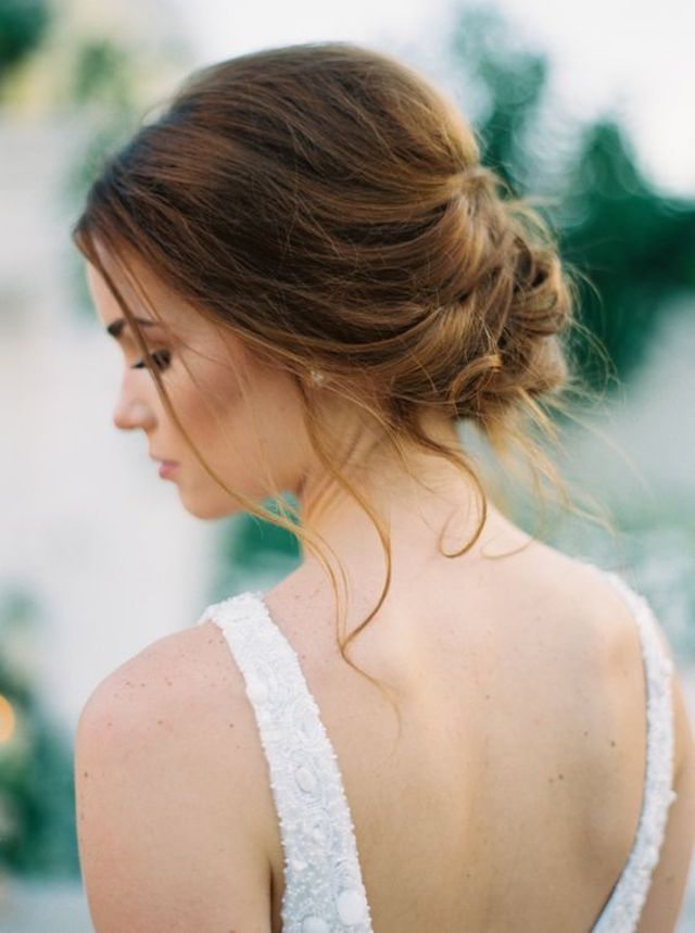 Wedding Hairstyle Summer 2018 for Short and Long Hair 5