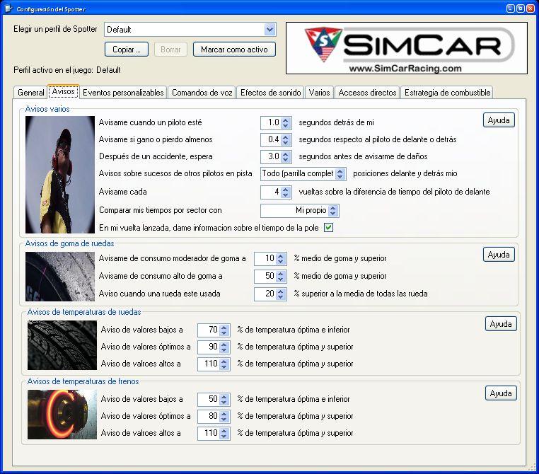 Rfactor Motec Plugin