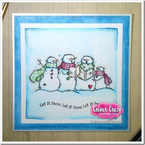 Singing Snowmen (5)