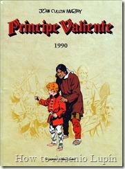 P00054 - Príncipe Valiente (1990)