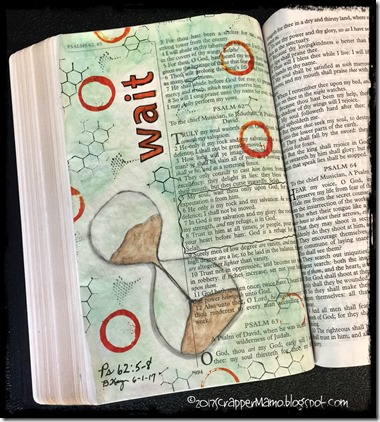 Bible Art Ps 62 5-8 Wait