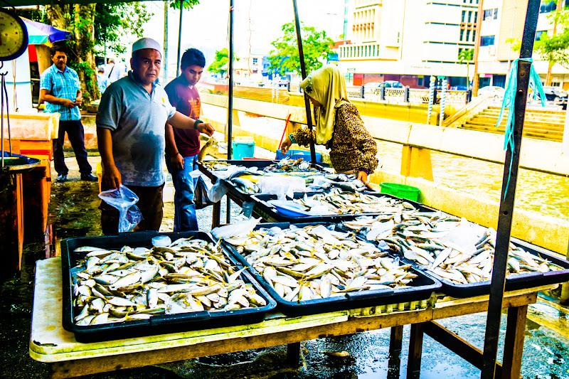 ブルネイ オープンマーケット 市場3