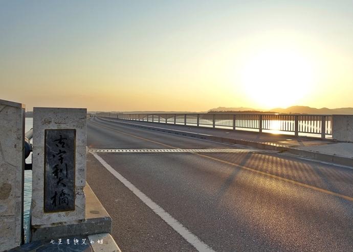 8 日本沖繩租車自由行 古宇利大橋 心型岩