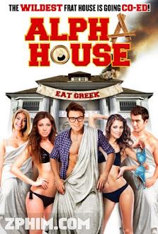 Ngôi Nhà Sung Sướng - Alpha House (2014) Poster
