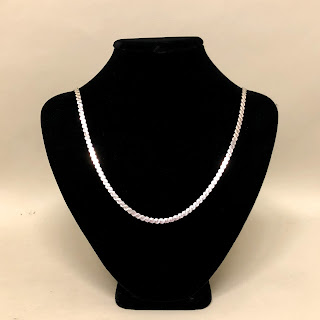 Sterling Silver Canadian Chain