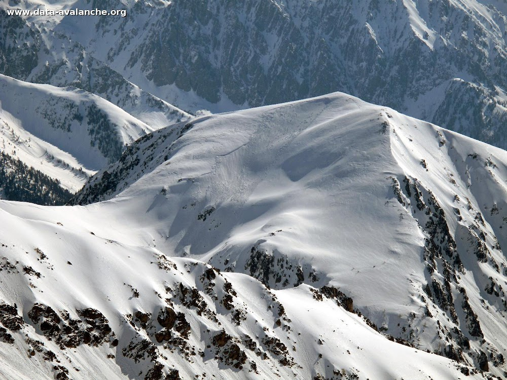 Avalanche Mercantour, secteur Mont Archas - Photo 1