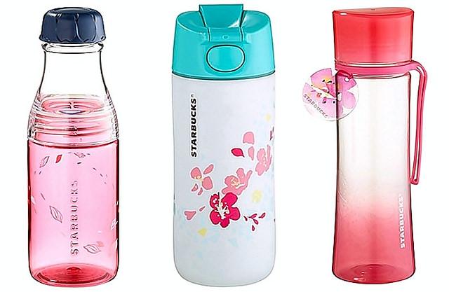 4 台灣星巴克期間限定櫻花杯系列,台灣224開賣,今年的款式實在太生火了啊!