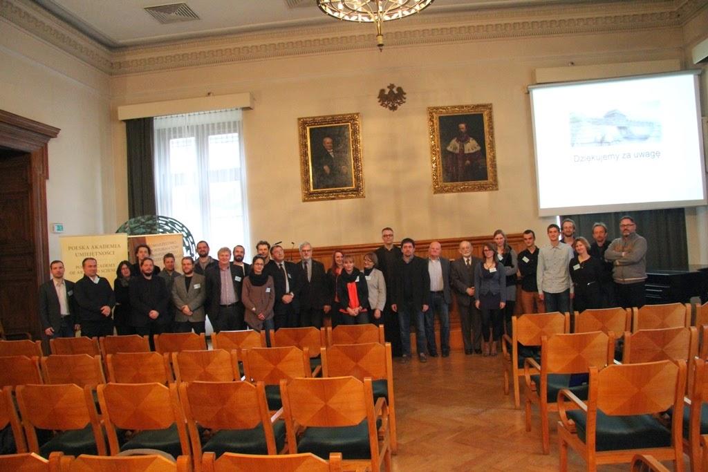 Konferencja Metody geofizyczne w archeologii polskiej (fot. J. Karmowski, K. Kiersnowski) - geof%2B%252883%2529.JPG