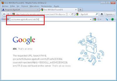 Cómo eliminar una página de la caché de Google para que no aparezca en los resultados de búsqueda