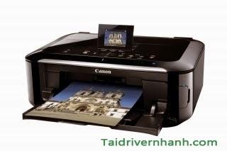 Tải về phần mềm máy in Canon PIXMA MG5340 – cách cài đặt