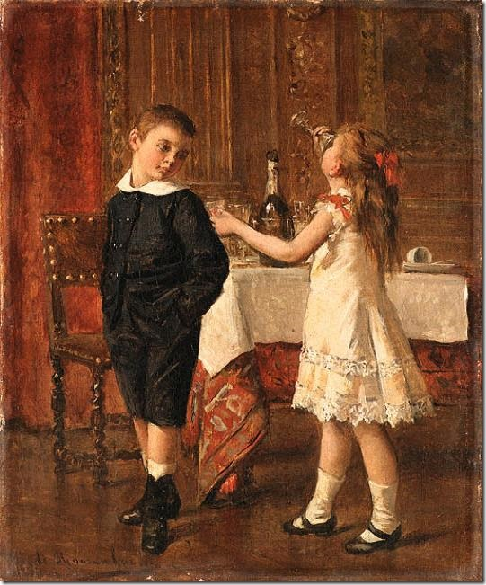Albert_Roosenboom_The_young_wine_tasters