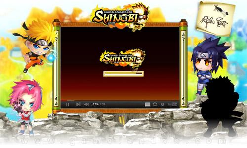 DzoGame phát hành Shinobi Online tại Việt Nam 1