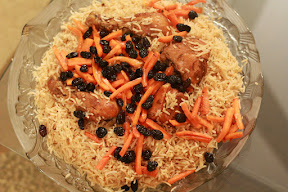 Ready to eat Kabuli Pulao