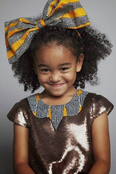 Beautiful Ankara styles for children (2)