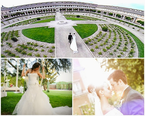 fotografía de bodas en la comunidad de Madrid, concretamente en Aranjuez.