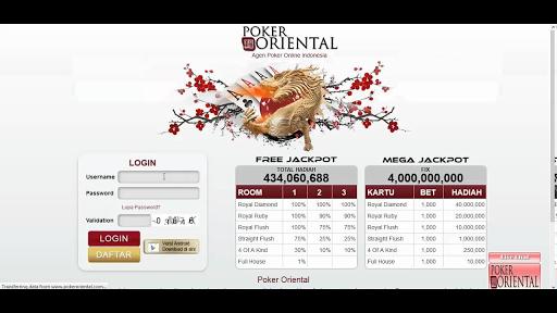 Pokeroriental Agen Poker Online Terpecaya