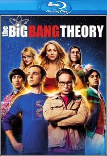 Série The Big Bang Theory – Completa BluRay 720p Dual Áudio