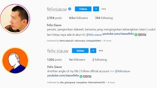 Felix Siauw sebar berita pangeran salman