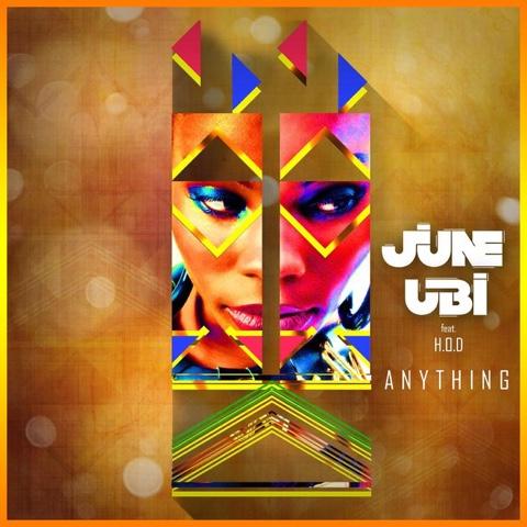 "JUNE UBI - ""ANYTHING"""
