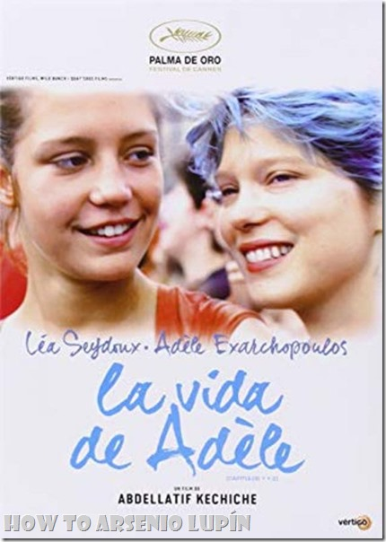 Reseña Película: La vida de Adèle