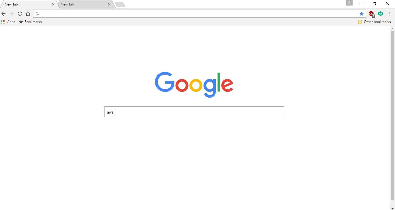 Fake Google
