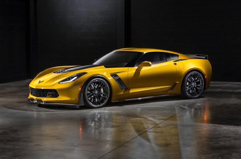 2015 Chevrolet Corvette Z06 25